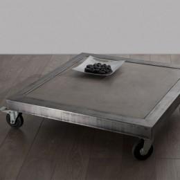 Кофейный столик из бетона