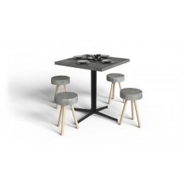 Столешница квадратная для обеденного стола