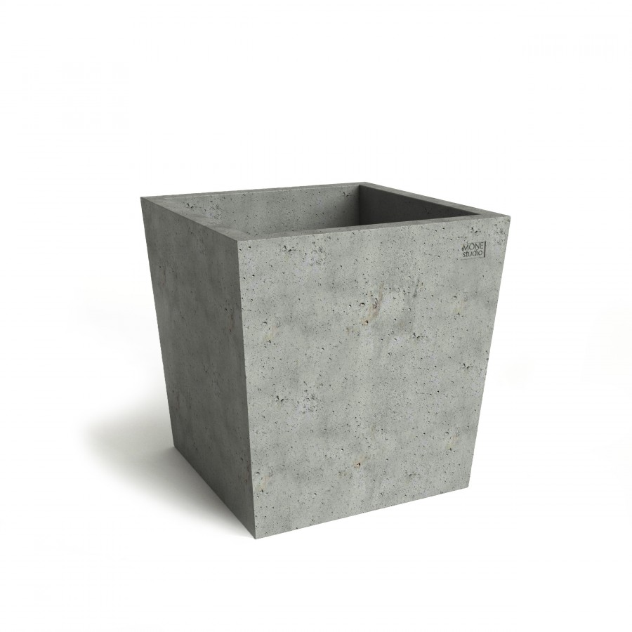 ваза бетон